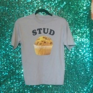 Cute stud muffin tee